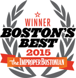 Boston's Best 2015 - The Improper Bostonian